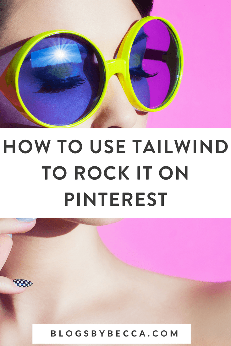 How to use Tailwind to grow your Pinterest account! This is the perfect guide for bloggers looking for a way to grow their Pinterest account with Pinterest schedulers like Tailwind! Click to learn all about it! #pinterest, #tailwind, #pinterestscheduler, #socialmedia, #socialmediatips, #blogging, #blogtips