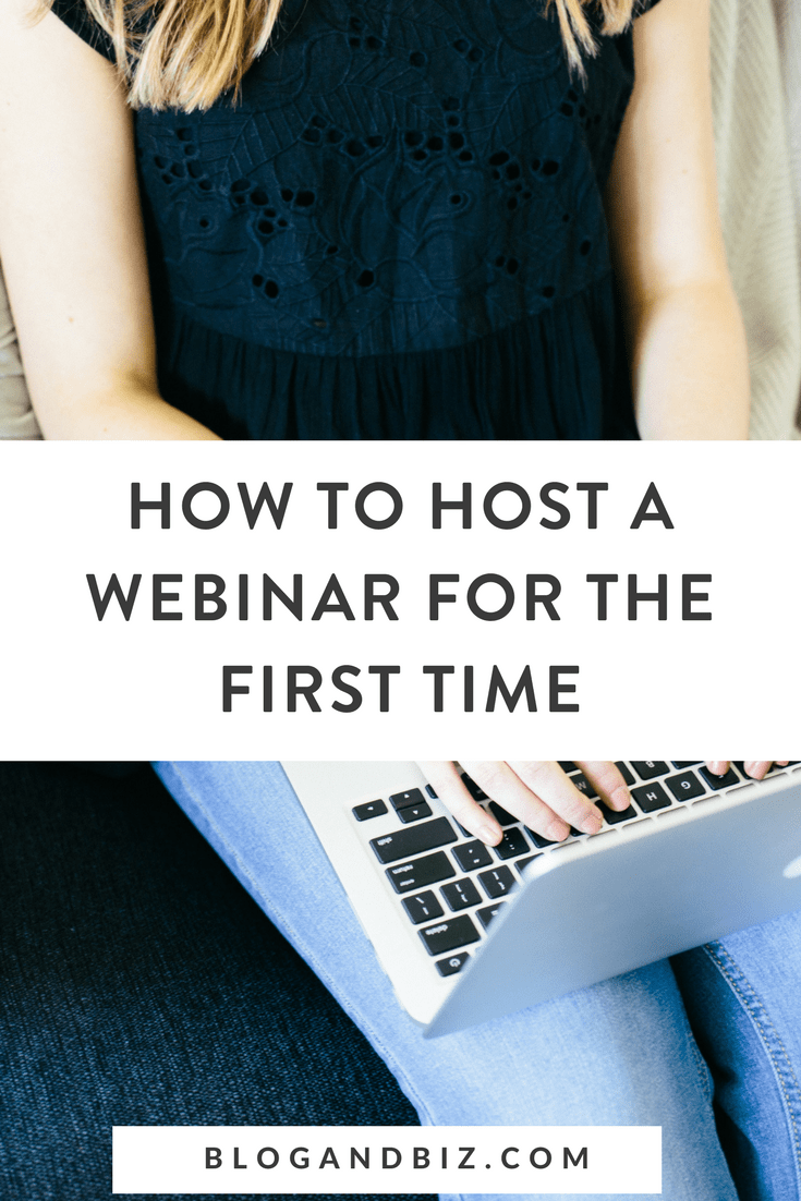 How to Host a Webinar For the First Time